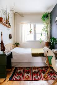 Bohemian 10 Must Decorating Essentials by 10 Clever Tricks For A Small Bedroom Look Bigger Feng