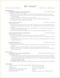 Electronics Engineer Resume Format Sample Resume Pcb Design Engineer Augustais