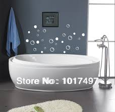 aliexpress com buy free shipping 25 soap bubbles bathroom tile bubbles bathroom tile stickers funny waterproof vinyl wall art decor bathroom glass stickers c3002 from reliable sticker card suppliers on walls tale