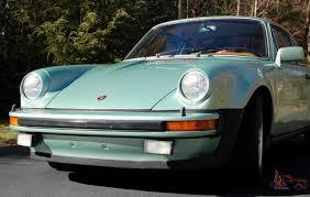 Porsche Carrera 1976 1976 Porsche 930 Turbo Carrera