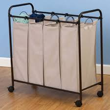 Laundry Room Cart - laundry room using laundry cart with wheels laundry room