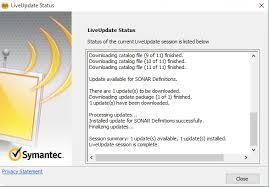 Symantec Service Desk Symantec Virus Protection Updates U2013 Support Apu Edu