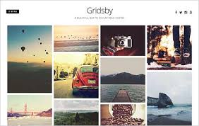 grid layout for wordpress 41 best free wordpress photography themes expert pick