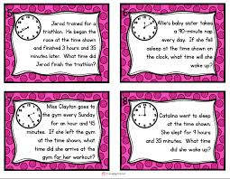elapsed time worksheets 2nd grade numbers lines