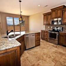 simple kitchen with granite kitchen countertops utah oil rubbed