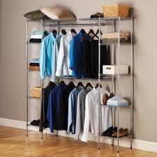 free standing closet systems free standing closet organizers