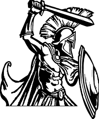 cartoon roman soldier trojan or coloring page wecoloringpage