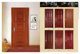 Wooden Main Door Luxury Design Carving Flower Mdf Nature Wood Veneer Teak Wood Main