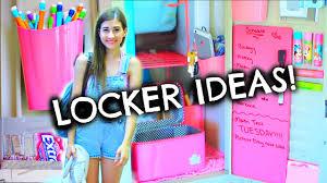 Locker Decorations Diy By Locker Decor on Uncategorized Design