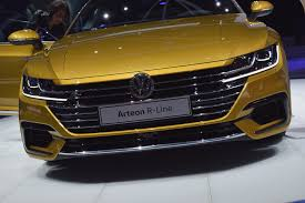 volkswagen arteon 2017 black volkswagen arteon at geneva motor show 2017 stable vehicle contracts