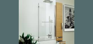 l shaped showerbath screen kudos