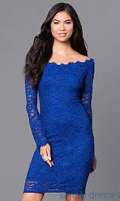 lace dress marina shoulder sleeve black lace dress