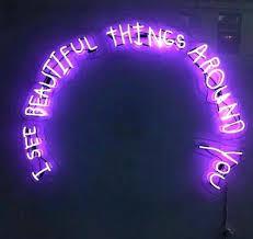 neon chambre neon chambre fluo mots nacon grunge citations chambre pourpre des