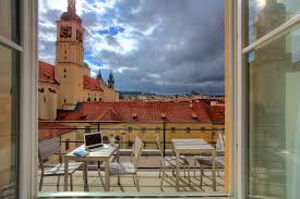 two bedroom balcony apartment prague 1 old town prague stay