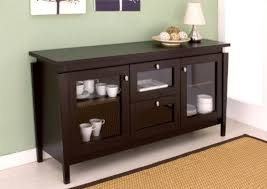 Dining Room Buffet Table by Decorating Espresso Buffet Table