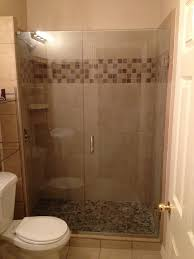 Diy Frameless Shower Doors Shower Shower Door Ideas Gorgeous For Bathroom Glass Width