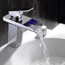 waterfull single hole bathroom basin sink mixer handle tap water