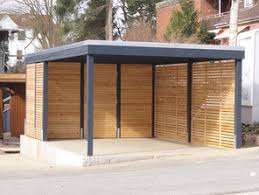 design carport holz contemporary carport designs modernes carport
