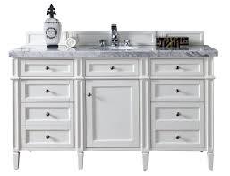 60 Single Bathroom Vanity James Martin Furniture Brittany 60