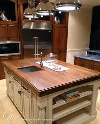 ikea countertop custom wood countertop options finishes throughout kitchen island