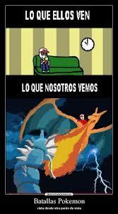 Pokemon Memes En Espa Ol - batallas pokemon desmotivaciones