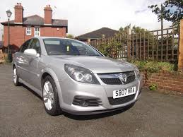 used vauxhall vectra sri manual cars for sale motors co uk