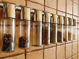 Spice Rack Empty Jars Kitchen Hanging Spice Rack For Your Spice Storage Solutions