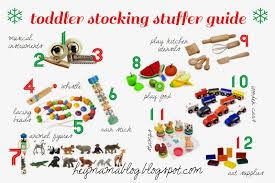 Stocking Ideas by The Long Way Home Toddler Stocking Stuffer Guide