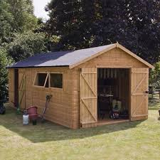 Garden Workshop Ideas Large Garden Sheds Workshops The 25 Best Large Wooden Sheds Ideas