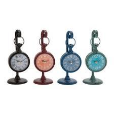 Nautical Desk Clock Nautical Desk Clocks Houzz