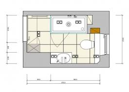 Small Full Bathroom Floor Plans Small Bathroom Floor Plans With Measurement Home Xmas