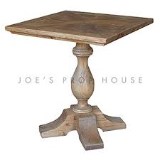 table rental prices reclaimed square cocktail bistro table rental price 55 each qty
