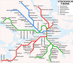 Baltimore Bus Routes Map Public Transportation In Stockholm A Comprehensive Guide