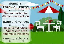 8 farewell potluck invitations jpg vector eps ai illustrator