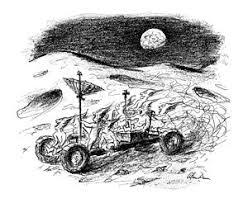astronaut drawings fine art america