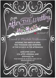wedding reception only invitation wording wordings post wedding reception invitation templates free as