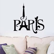 stickers home decor picture more detailed picture about paris