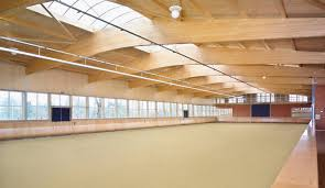 arena kick wall and curved safety wall for horse arenas