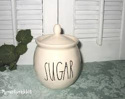 rae dunn magenta sugar bowl with lid pottery ivory new what u0027s