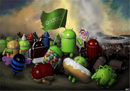 android history a sweet dessert conquering the smartphone world the history of