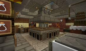 minecraft furniture kitchen kitchens in minecraft homes decoration tips