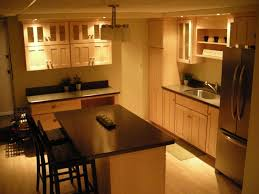 kitchen small maple kitchen cabinet with stainless steel