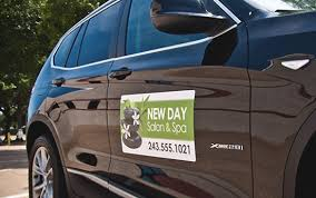 car magnets magnetic signs that are customized signazon