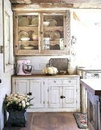 Individual Kitchen Cabinets Shabby Chic Kitchen Cabinet Kitchen Fascinating Design Of Shabby