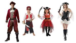 halloween baseball costumes top 5 best pirate halloween costumes