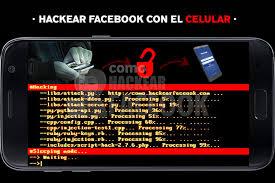 como hackear un facebook facil rapido y sin programas hackear un facebook con un celular android 2018