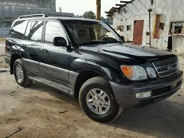 lexus lx for sale salvage lexus lx470 for sale at copart auto auction autobidmaster