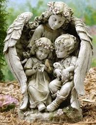 36 best our religious statues images on lawn ornaments