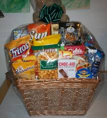Snack Baskets 49 Best Custom Gift Baskets Images On Pinterest Gift Baskets
