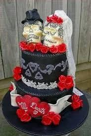 25 Best Skull Wedding Ideas by Sugar Skull Wedding Cake U2026 Pinteres U2026
